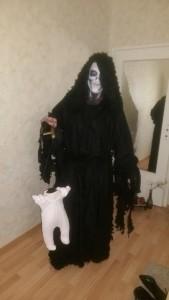 костюм на смъртта 1