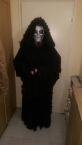 костюм на смъртта